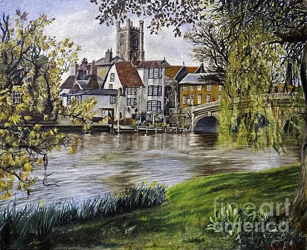 Leslie Bell - Henley-on-Thames