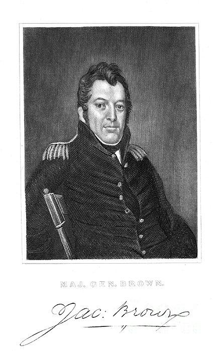Jacob Jennings Brown Print by Granger