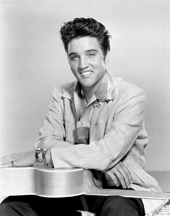 Jailhouse Rock, Elvis Presley, 1957 Print by Everett