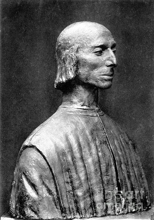 Niccolo Machiavelli Print by Granger