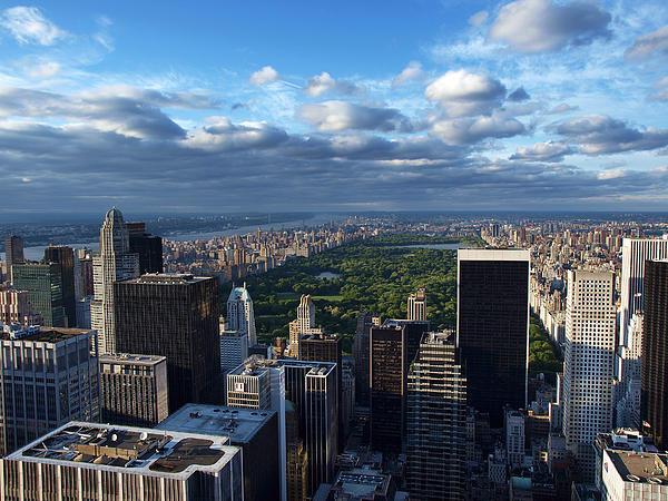 Nina Papiorek - NYC Central Park