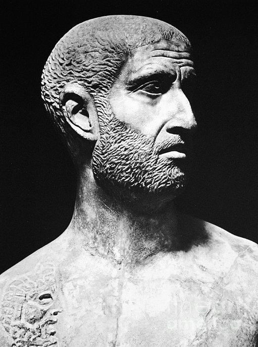 Terence (186?-159 B.c.) Print by Granger