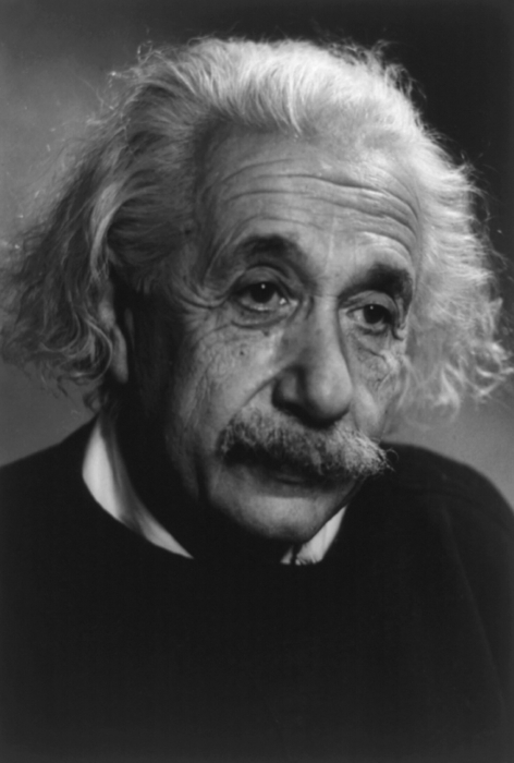 Albert Einstein 1879-1955 Print by Everett