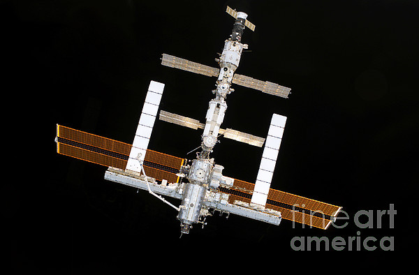 printable space station-#46