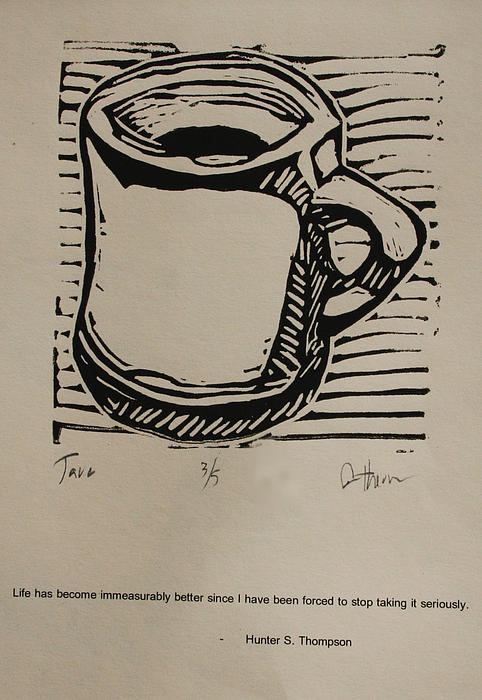 Java Print by William Cauthern