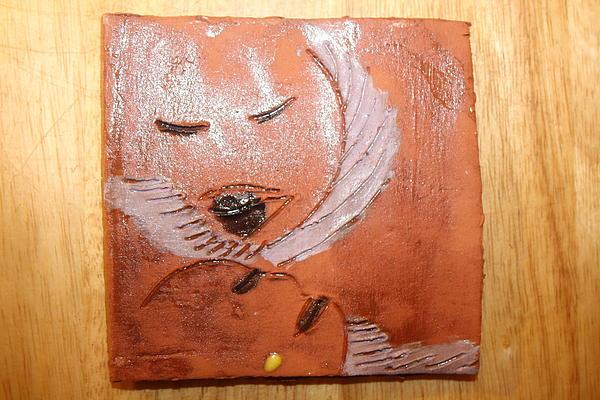 Mama - Tile Print by Gloria Ssali