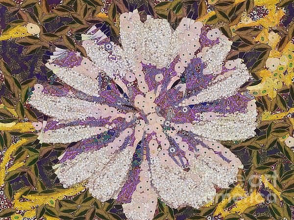 The Flower Print by Odon Czintos