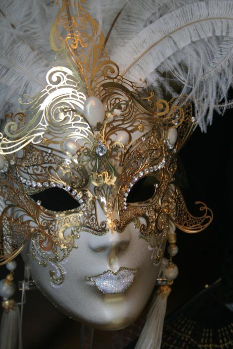 Valia Bradshaw - Venetian Mask