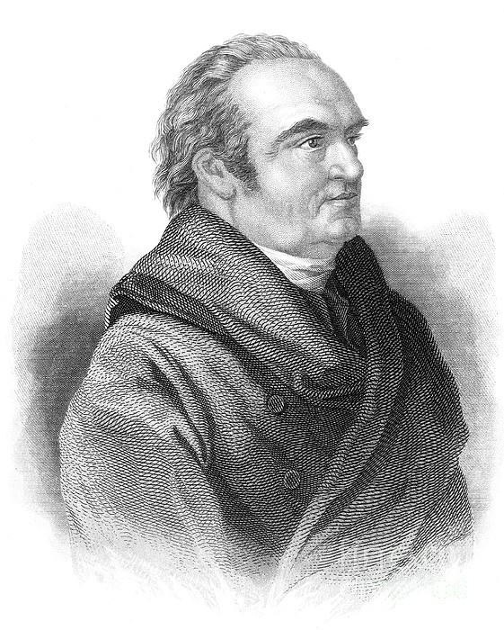 William Herschel, German-british Print by Science Source