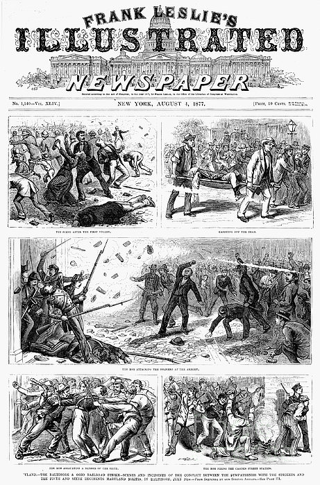great railway strike 1877 essay Quizlet provides the great railroad strike of 1877 revealed: activities, flashcards and games start learning today for free.