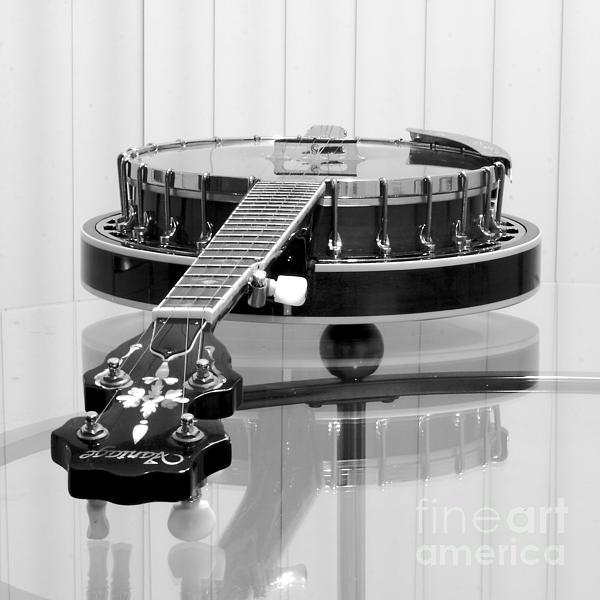Robert Frederick - 5-String On Glass