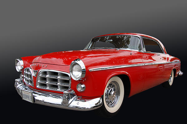 Bill Dutting - 55 Chrysler 300