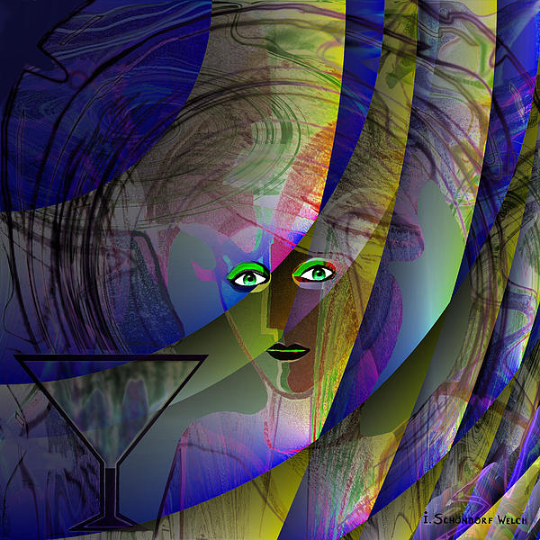 Irmgard Schoendorf Welch - 691 - Lady Blue