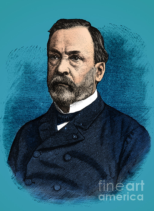 Louis Pasteur, French Chemist Print by Science Source