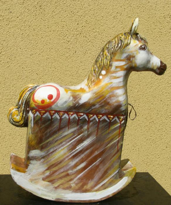 Dambros AFerrari - Little horse