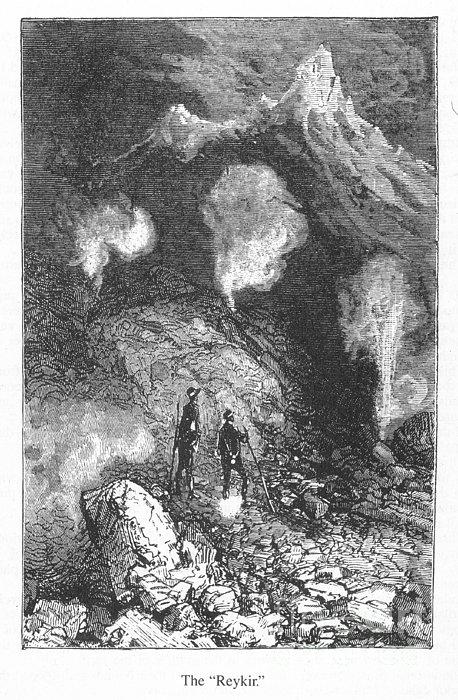 Verne: Journey Print by Granger