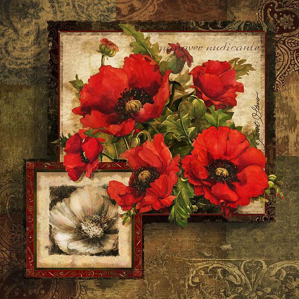 Janet Stever - A Flower