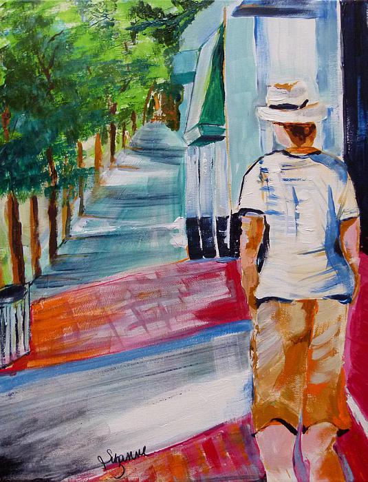 Suzanne Willis - A Friend Walking