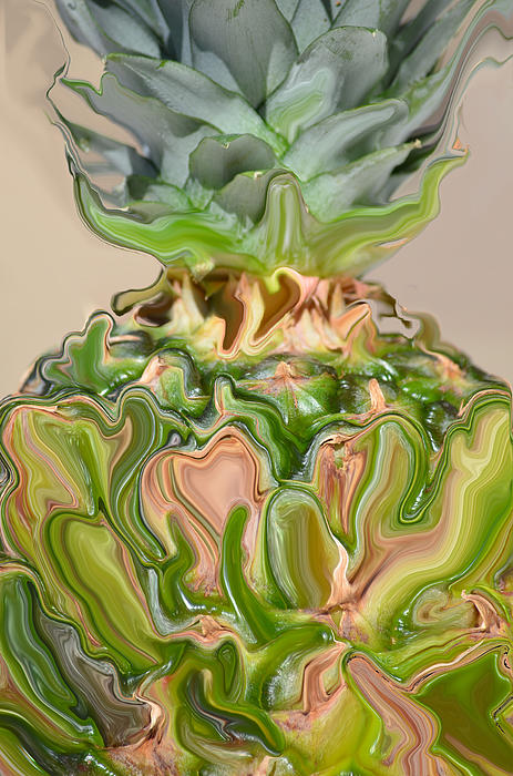 Tanya Tanski - A Juiced Pineapple..