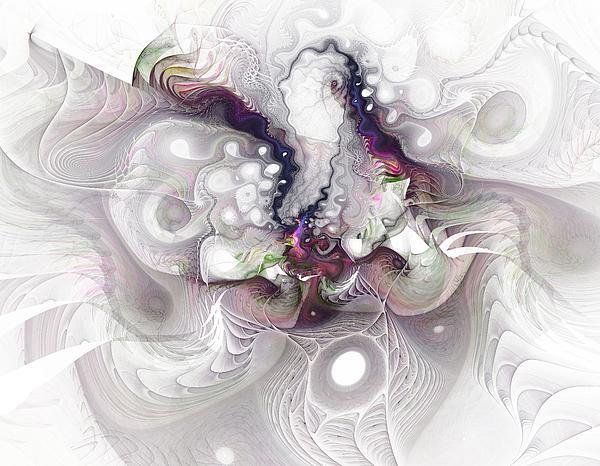 NirvanaBlues   - A Leap Of Faith - Fractal Art