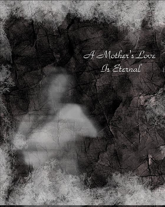 A Mother's Love Print by Rhonda Barrett