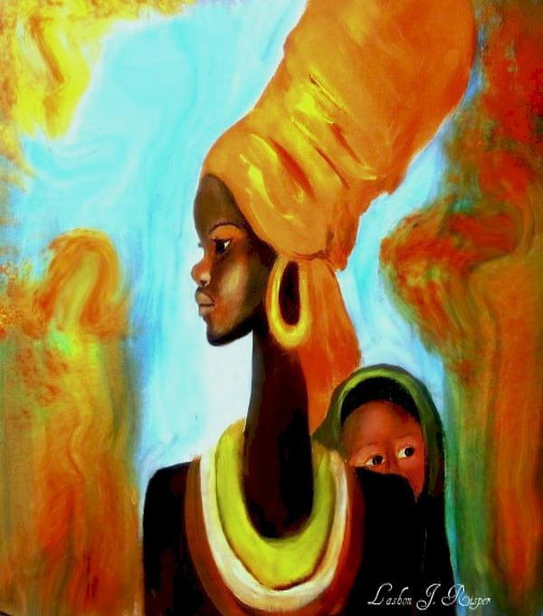 Lashon Risper - A Mother