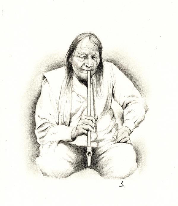 A Smoke Print by Robert Martinez