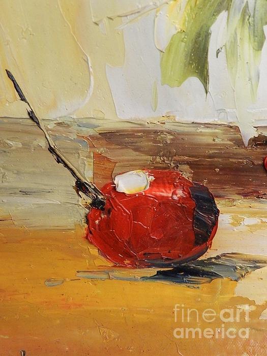 Kimberleigh Mik Goben  - A Wild Cherry
