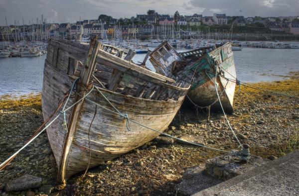 Sophie De Roumanie - Abandoned Boats