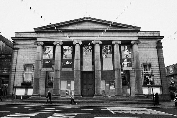 Aberdeen Music Hall Formerly The Citys Assembly Rooms Union Street Scotland Uk Print by Joe Fox