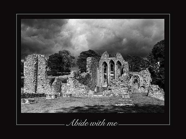 Abide With Me Print by David McFarland