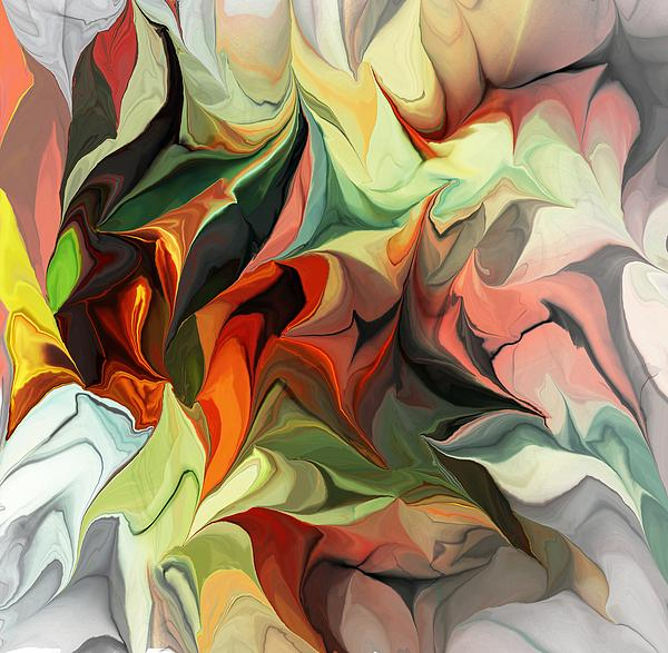 Abstract 040212 Digital Art