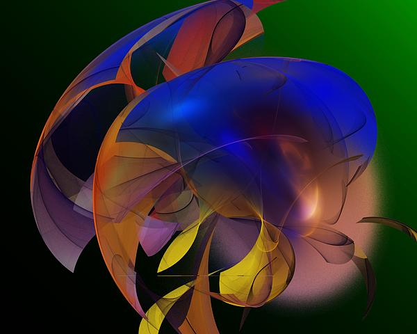 Abstract 102611  Digital Art