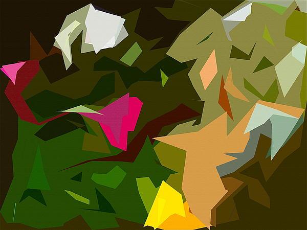 Pamela Cooper - Abstract 161