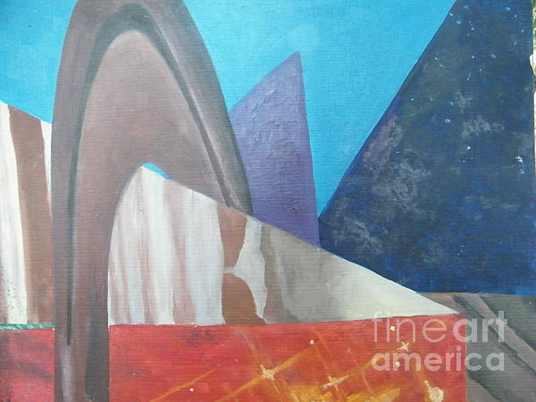 Delores Swanson - Abstract