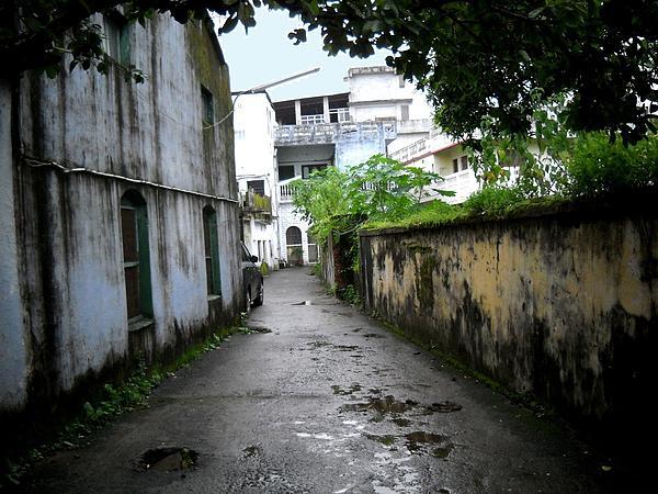 Basant Soni - Abstract on Street-Walls