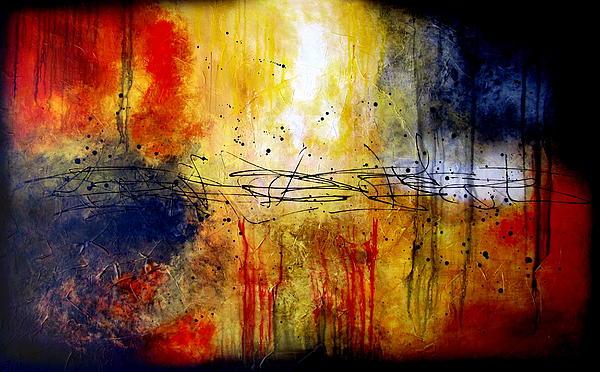 Fernando  Garcia - Abstract Sky