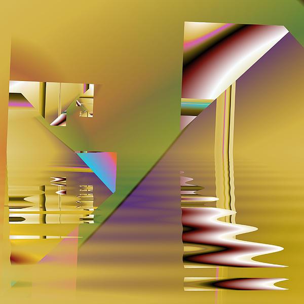Mario Carini - Abstract Waters
