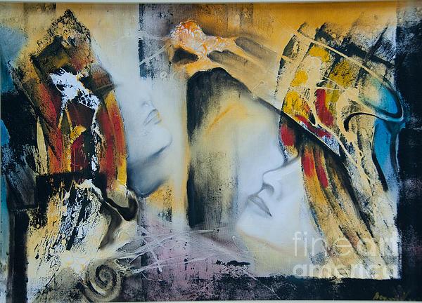 Vera Begovic - Abstractedly