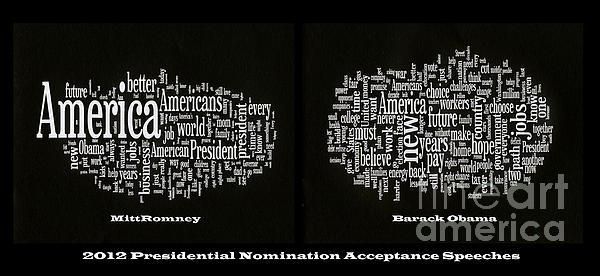 Acceptance Speeches Print by David Bearden