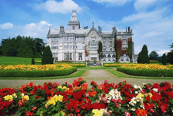 Adare Manor Golf Club, Co Limerick Print by The Irish Image Collection