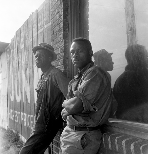 African American Seasonal Cotton Print by Everett