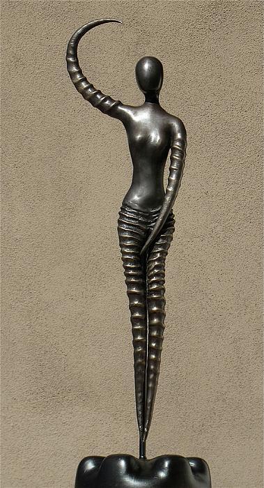 African Venus Print by Robert Hartl