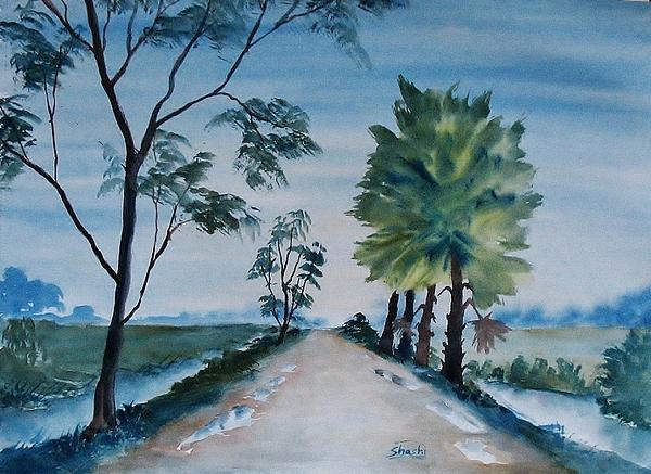 Shashikanta Parida - After Rain