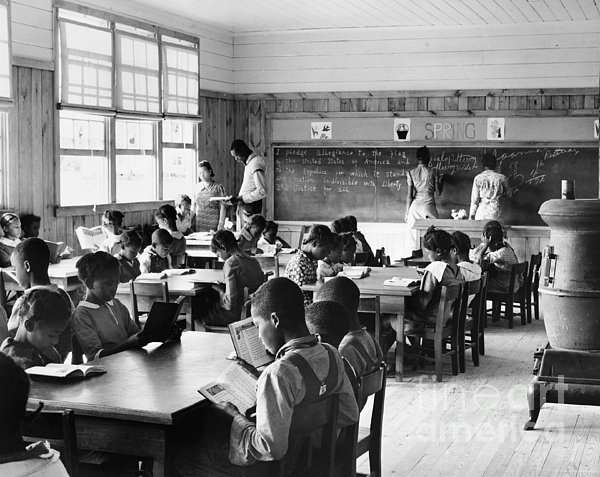 Alabama: Schoolhouse, 1939 Print by Granger
