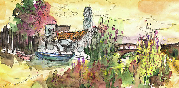 Albufera de Valencia 25 Painting