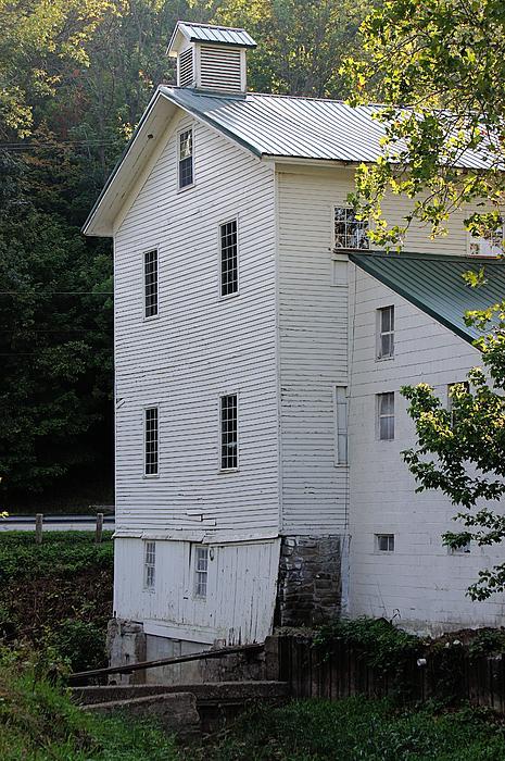 Alexanders Mill Print by Jenny Hudson