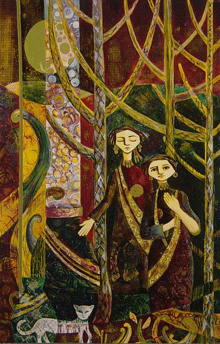 Ousama Lazkani - Alice in Wonderland