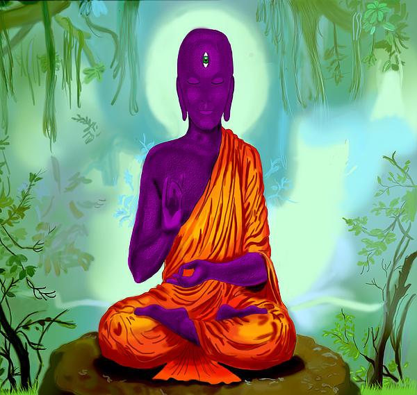 Niklas  Bates - Alien Buddha Meditation