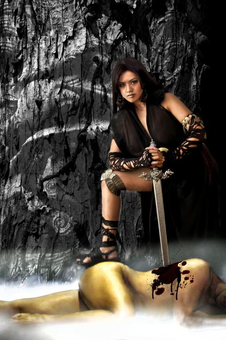 amazon warrior women Watch video search for xena: warrior princess on amazoncom share this rating title: xena: warrior princess (1995–2001) sexy women on horseback.